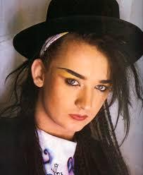 Boy george nos anos 80