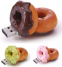 Scientist: Donuts Helped Shape Our Culture - Donut Flash Drive 1