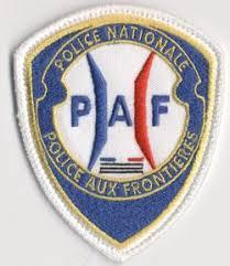 Écusson de la PAF