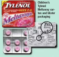 Children's Tylenol Recall
