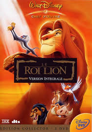 Le Roi Lion et ses personnages dans Les Films d'Animation 18686512