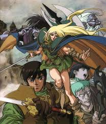 Large picture of Record of Lodoss War picture