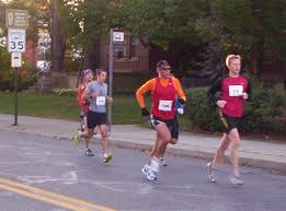 Columbus Marathon in Olde