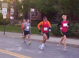 Columbus Marathon in Olde