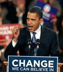 "Barrack ""Hussein"" Obama mengukur sejarah?"