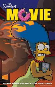 Marge Simpson Firey har