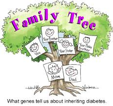 family tree,  www.jdrf.ca