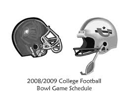 Bowl Game Schedule