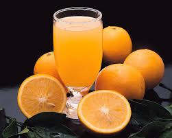 orange juice acid