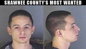 Aaron Thomas Woosley, one of Shawnee County\x26#39;s Most Wanted. - WoosleyAaronThomas
