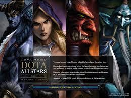 dotA AllStar