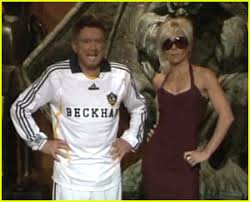 Regis \x26amp; Kelly in Beckham