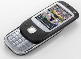 htc touch dual slided