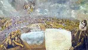 Toledo y el GReco