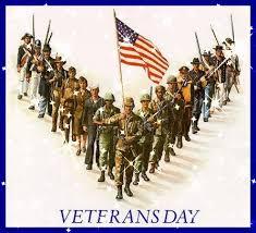 At Veterans Day 2009,