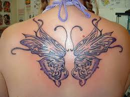 maori butterfly tattoo, sample