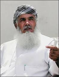 Ismail Khan gestures during a news conference in Kabul, Afghanistan, ... - ismail_khan