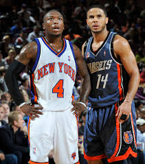 timeout when Nate Robinson