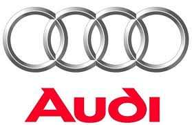 'Iron Man' Rides With Audi - Audi Logo 1