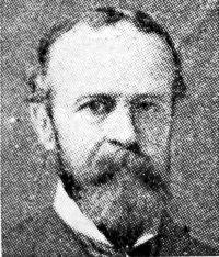 Picture of William James. William James was an American psychologist. - William%20James