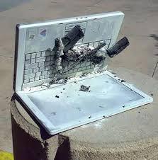 جهازالكمبيوتر (بيفصل) ادخل وشوف المشكله