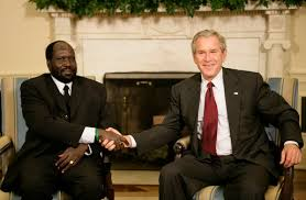 Salva and Bush
