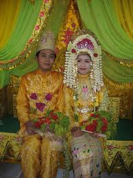مدل لباس عروس و داماد