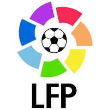 la liga logo Week 6 Scores