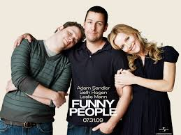 FUNNY PEOPLE (2009) ***1/2 movie review by COOP