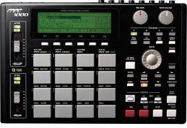 Akai MPC1000 Sequencer Sampler Black