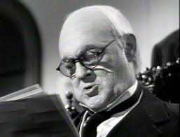 Mr. Potter - Winner of the Hank Paulson look-alike conterst