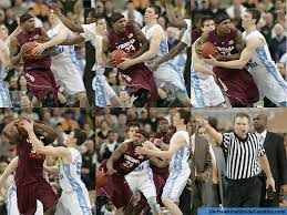 Multimedia - Foul or jump ball