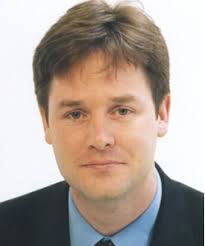 Nick Clegg said David Laws - nickclegg