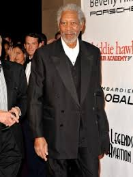 Morgan Freeman at the 6th