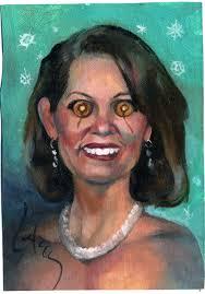 Michelle Bachmann Pancake Eyes - michelle_bachmann_pancake_eyes