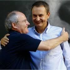 Montilla y Zapatero