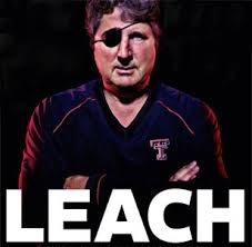 Texas Tech coach Mike Leach