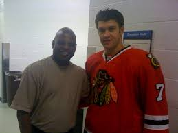 Brent Seabrook scored the game