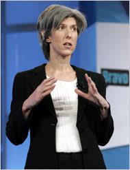 Women's Impact Report: Executive Suite: Lauren Zalaznick 1