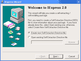 ساخت Setup به وسیله ویندوز XP و بدون نیاز به برنامه جانبی