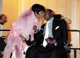 Patti LaBelle and Teddy