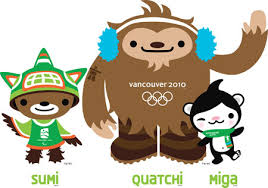 2010 Vancouver Olympic Mascots