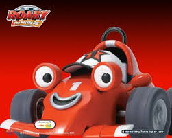 roary the racing car רורי מכונית המרוץ