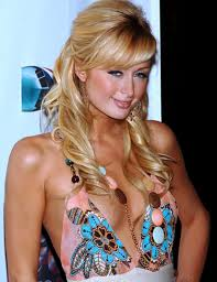 قصات شعر paris-hilton-picture