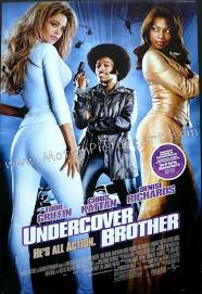 Undercover Brother Movie