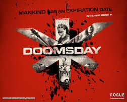 DOOMSDAY (2008) *** DVD capsule by COOP