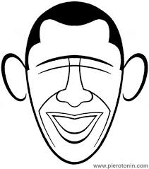 Cartoon: Barack Obama (medium) by Piero Tonin tagged barack,obama,president - barack_obama_519505