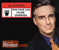 Shame on you Mr. Unfair and Unbalanced Keith Olbermann. - keith_olbermann_diarrhea