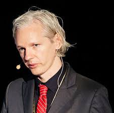 Julian Assange free on bail in - Julian-assange