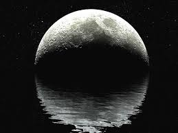 THERE IS WATER ON THE MOON!